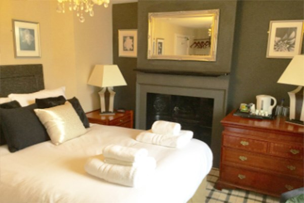 Two Night Stay in the Cookson Room for Two at The Railway Hotel