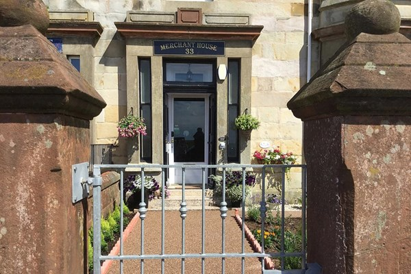 Two Night Escape for Two at Merchant House