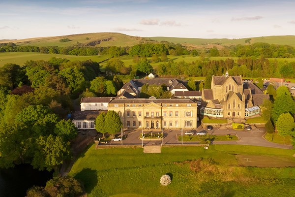 Two Night Stay at Shrigley Hall Hotel for Two