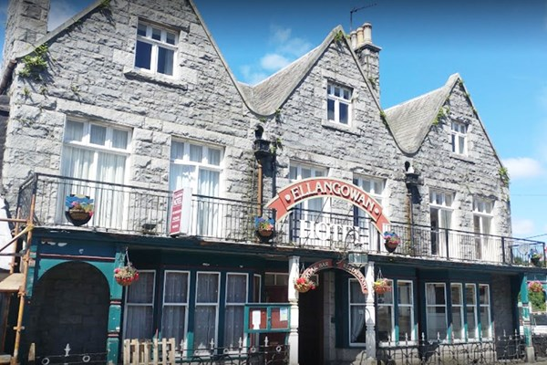 Two Night Stay for Two at The Ellangowan Hotel