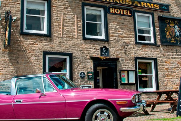 Two Night Stay for Two at The Kings Arms Hotel