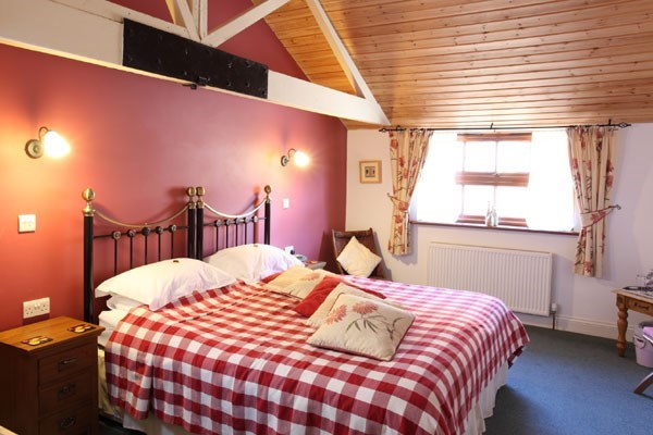 Two Night Break with Breakfast at Dairy Barns