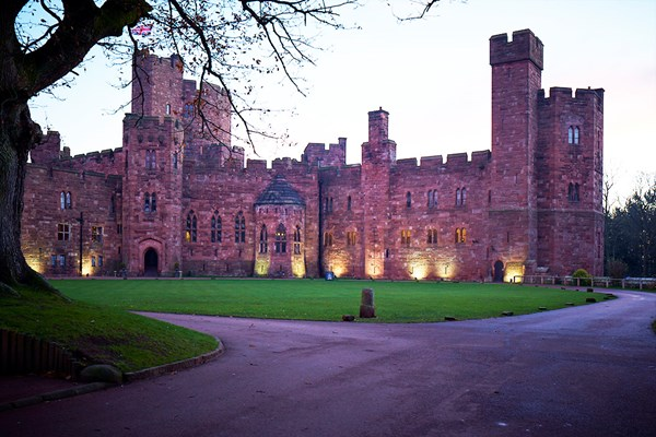 Two Night Boutique Break at Peckforton Castle for Two
