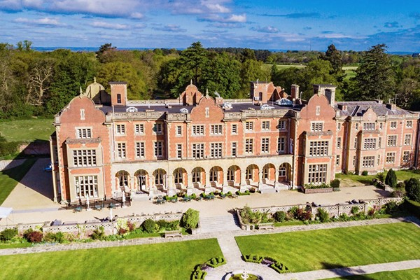 One Night Break for Two at Easthampstead Park
