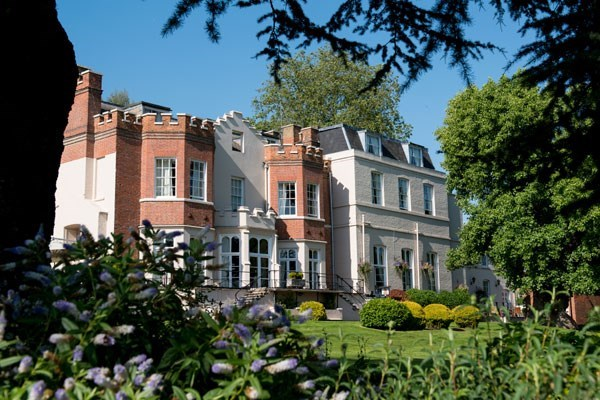 Overnight Break for Two at Taplow House Hotel