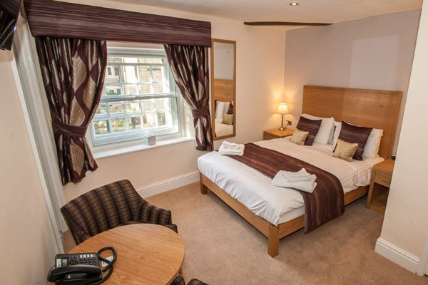 Two Night Stay for Two at The Rutland Arms Hotel