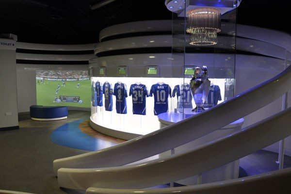 Tour of Stamford Bridge for Two Adults