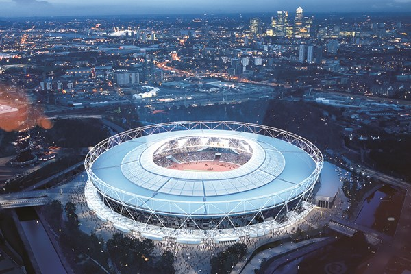 London Stadium Tour for One Person