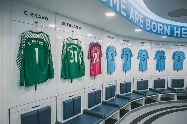 Manchester City Etihad Stadium Tour for Two Adults