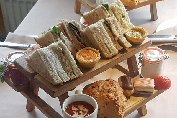 Traditional Afternoon Tea Cruise with Bridgewater Cruises
