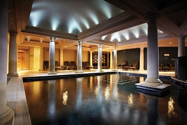 Spa day with a Treatment and Lunch or Afternoon Tea for Two at Alexander House Hotel's Utopia Spa
