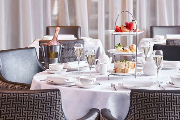 Afternoon Tea with a Glass of Prosecco for Two at Marco Pierre White, Islington