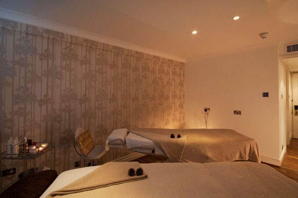 Spa Day and 50 Minutes of Treatments with Afternoon Tea for Two at a Schmoo Spa Hilton Hotels