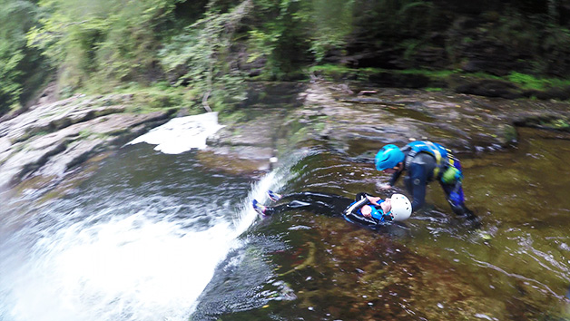 Coasteering Adventure for Two with Savage Adventures