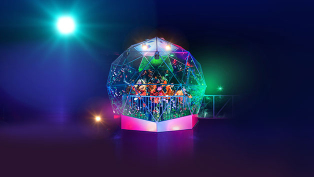 The Crystal Maze LIVE Experience for Two with Souvenir Crystal in Manchester – Weekround