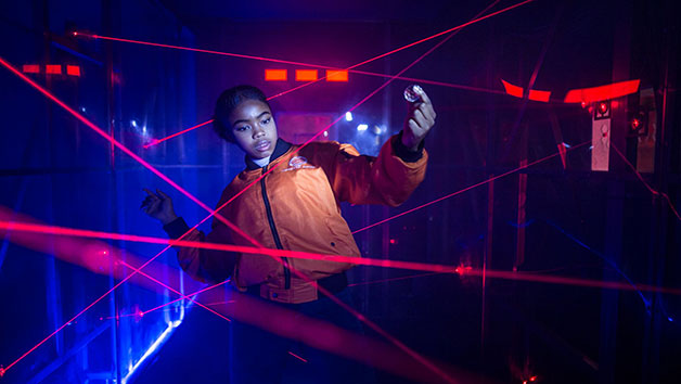 Crystal Maze LIVE Experience in Manchester for Two