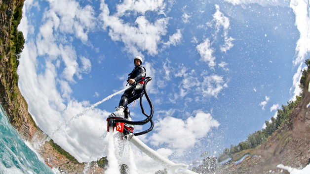 One Hour Flyboarding in Chepstow