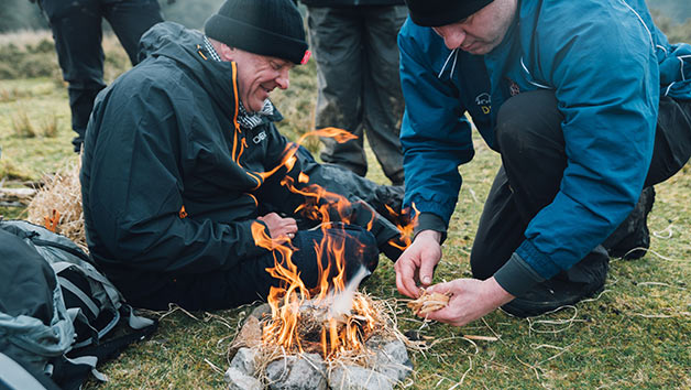 24 Hour Adult Survival Course with Bear Grylls Survival Academy