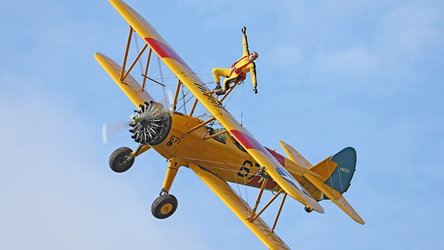 Wingwalking Experience for One Person