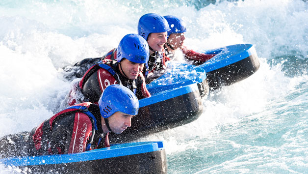 Water Adventure Activity at Lee Valley for One Person