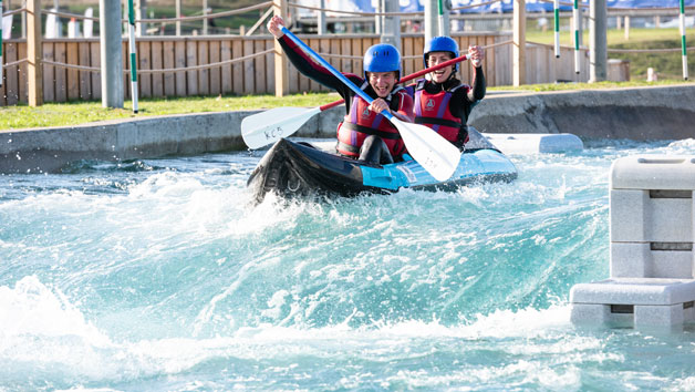 Water Adventure Activity at Lee Valley for Two People