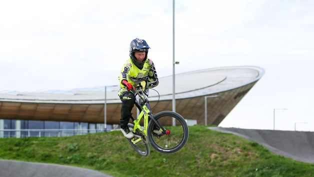 Outdoor Cycling at Lee Valley VeloPark for One