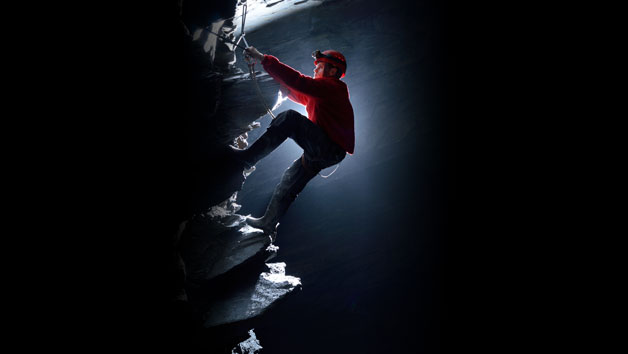 Go Below Underground Adventure Challenge for Two