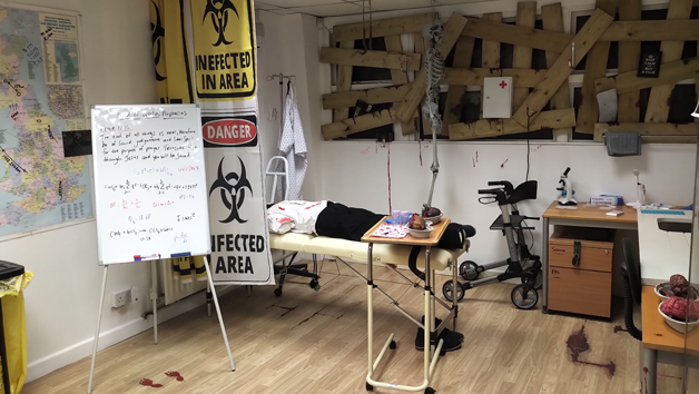 Escape Room in Ware for Two Adults and Two Children