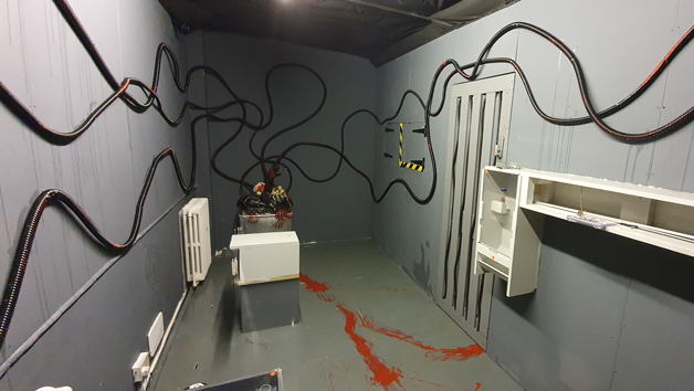 Entry to The Lockup Escape Rooms in Sheffield for Four