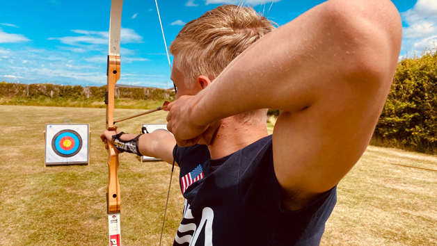 Axe Throwing or Archery at Grey Goose in Norfolk for Two