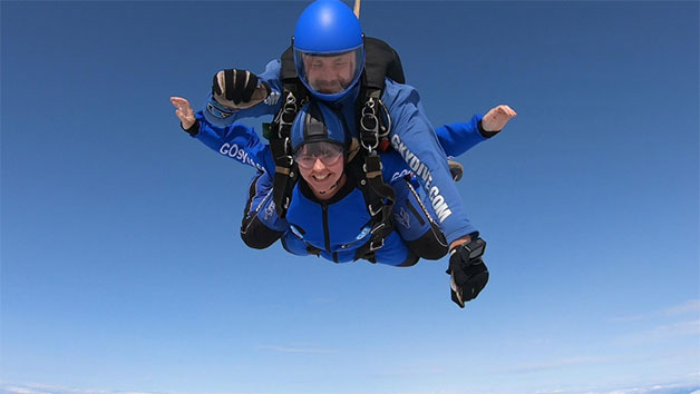 Tandem Skydive in Wiltshire for One Person