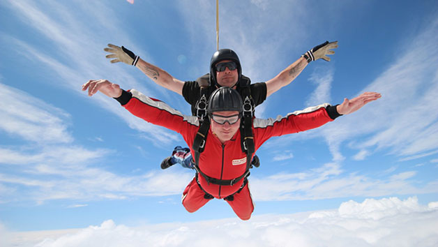 Tandem Skydive in Lancashire for One