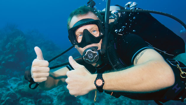 Discover Scuba Diving for One Person with Bolton Area Divers