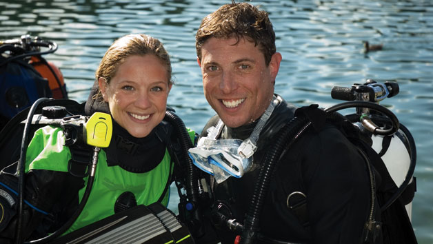 Three Day Open Water Referral Course for One Person with Bolton Area Divers