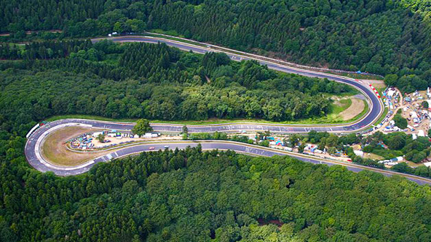 Nürburgring GT3 CUP Passenger Ride and Overnight Stay at GT3 Hotel, Germany