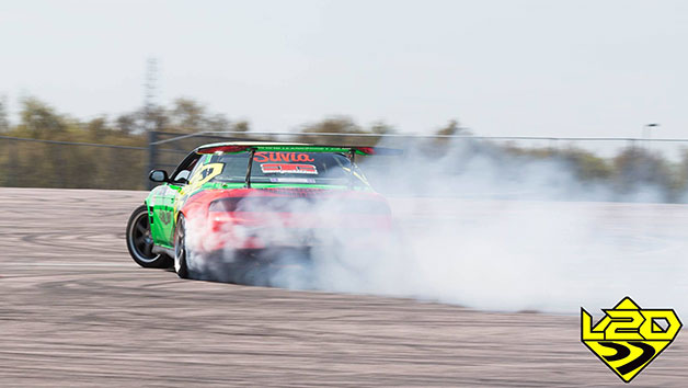 Exclusive Half Day Drifting Course at Northampton International Raceway