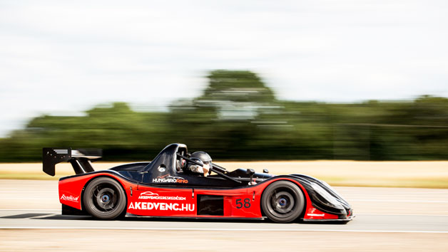 Radical SR5 Driving Experience for One at Drift Limits