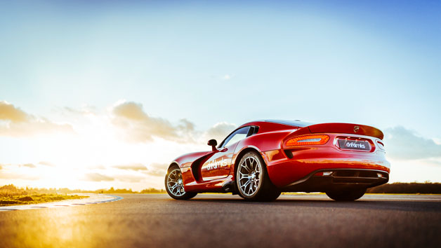 Dodge Viper SRT VX Driving Experience for One at Drift Limits