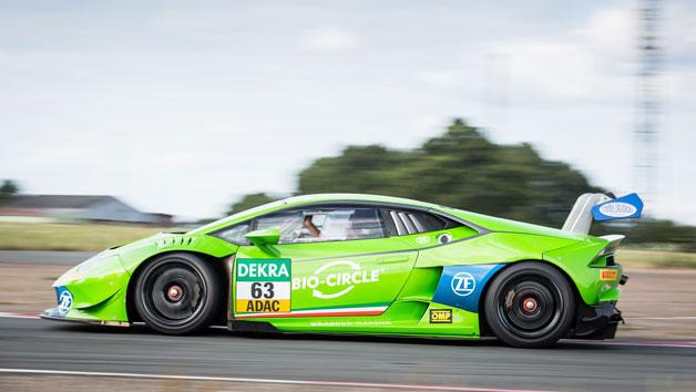 Lamborghini Huracan Super Trofeo Driving Experience for One