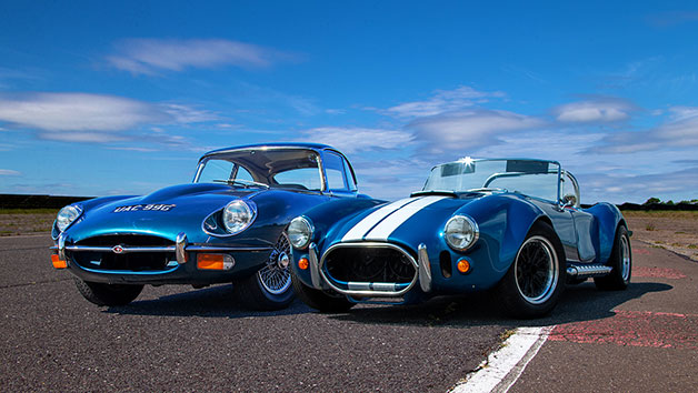 Classic Car Double Driving Experience – Special Offer