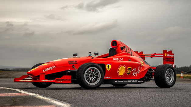 Motor Racing Style Driving Experience for Two – Special Offer