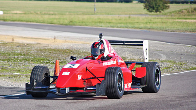 12 Lap Formula Renault Race Car Experience for One Person