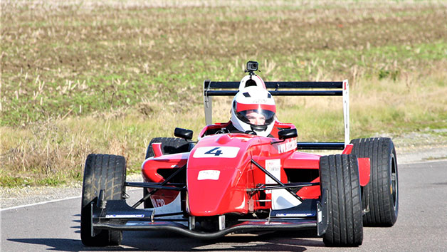 Six Lap Formula Renault Race Car Experience for Two People