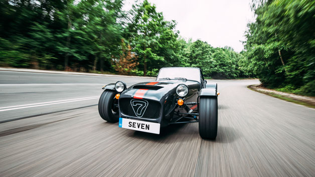 Caterham Seven Driving Blast for One Person