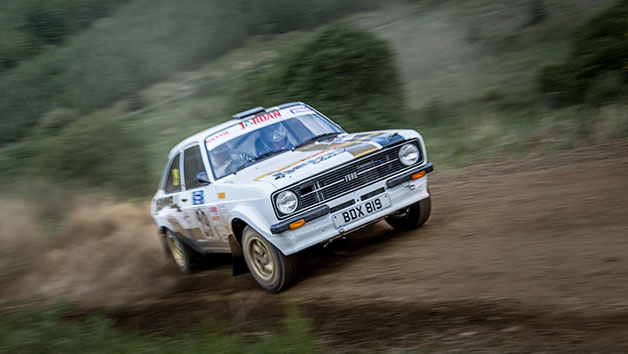 9 Mile Ford Escort MK2 Rally Driving Experience for One