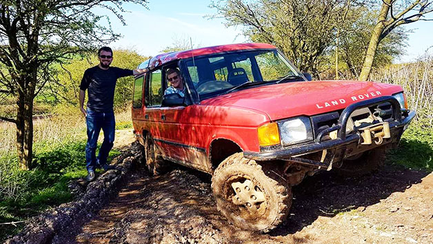 4X4 Off Road Driving Taster Experience for Two People