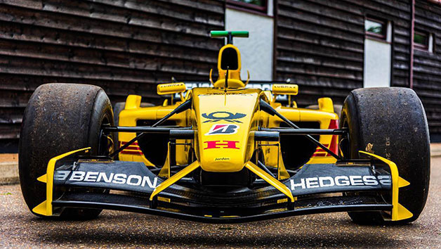 Jordan EJ12 Driving Experience for One Person