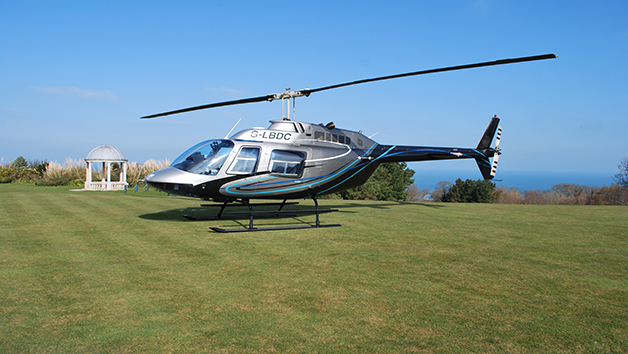 30-45 Minute Helicopter Tour of London for Two