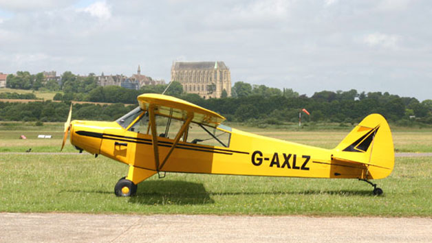 20 Minute Piper Cub Introductory Flight Experience