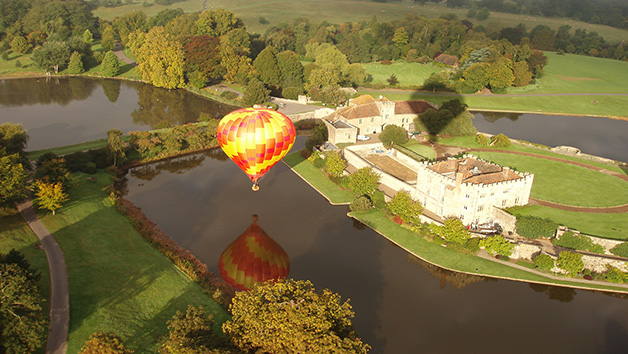 Hot Air Balloon Flight for One with Champagne